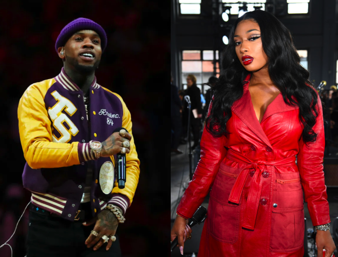 Megan Thee Stallion claims Tory Lanez offered her money to stay silent following the alleged shooting incident