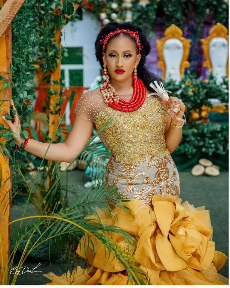 Williams Uchemba's traditional Wedding Photos
