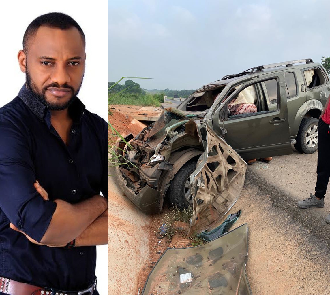 """In 2019, I died"" - Yul Edochie narrates how God gave him a ""second life"" after he was involved in an accident"