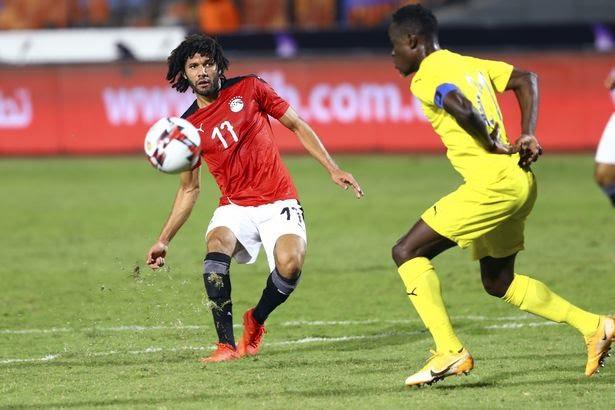 Arsenal and Egypt midfielder Mohamed Elneny tests positive for coronavirus while on international duty