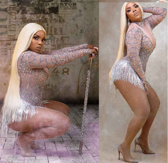 Nollywood actress, Empress Njamah celebrates her birthday with sexy new photos
