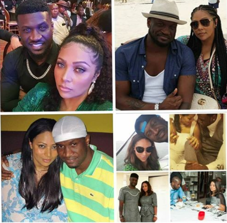 Singer Peter Okoye and wife, Lola, celebrate 7th wedding anniversary