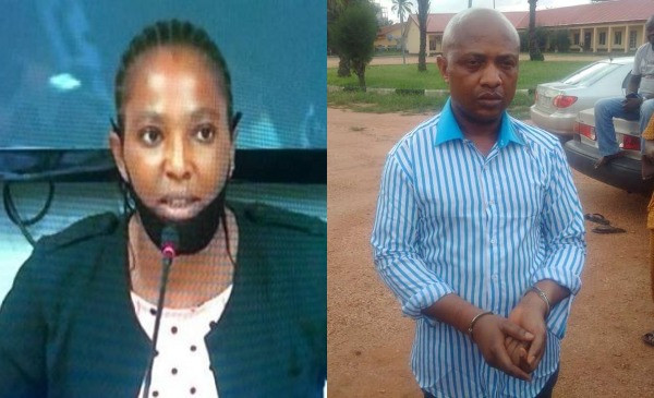 Woman who accused SARS officers of torturing her for 22 days is alleged kidnap kingpin Evans? sister