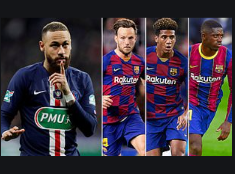 Barcelona offered ?100m plus Rakitic, Dembele and Todibo in exchange for Neymar after they sold him to PSG for ?220m?-?Former Barca director, Javier Bordas reveals
