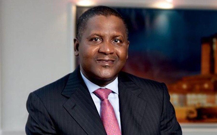 Dangote emerges most valuable brand for 2020