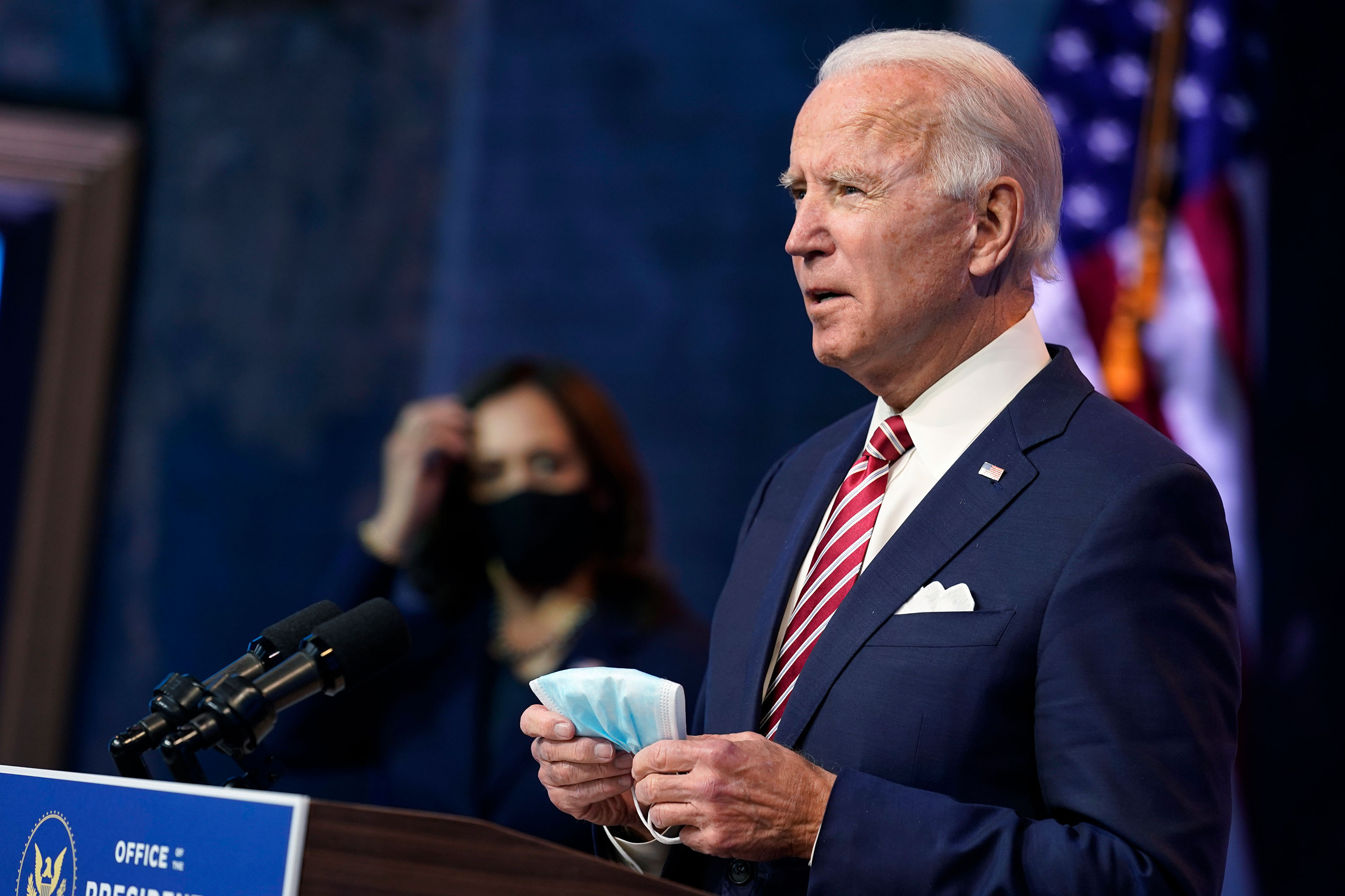 Joe Biden to receive briefing from diplomatic, intel and defense experts**