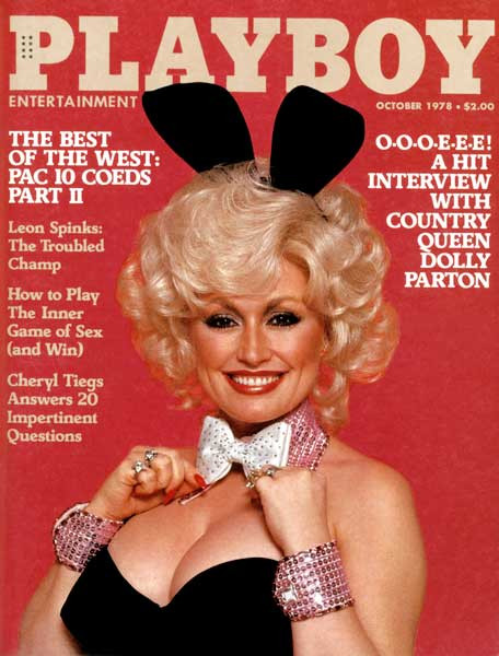 Playboy Magazine wants to celebrate her 75th birthday by posing on their magazine cover