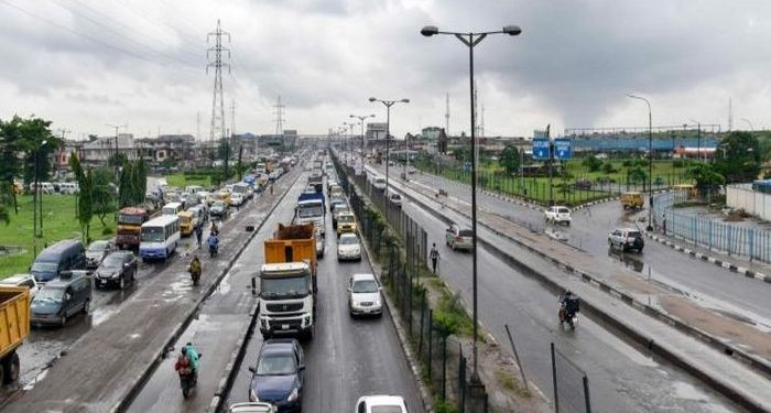 Maryland Service Lane closed for six weeks by Lagos state government
