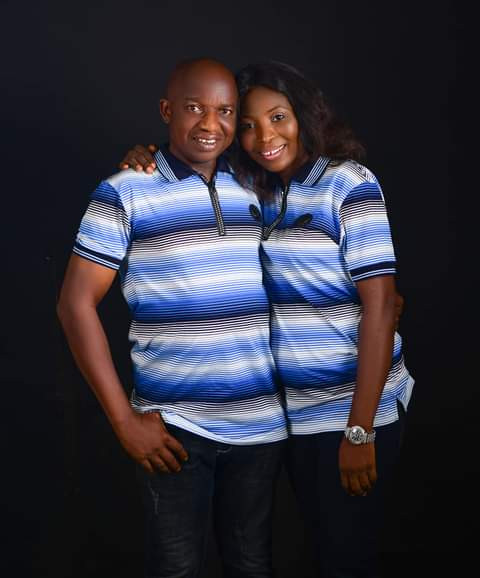 Prewedding photos of Ebonyi Deputy Speaker