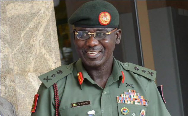 Nigerian Army is a professional Army - COAS Tukur Buratai reacts to CNN documentary on Lekki toll gate shooting