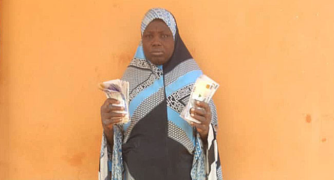 Pregnant woman arrested with fake currency in Jigawa