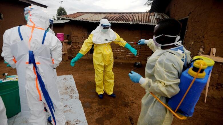 Democratic Republic of Congo declares end to its 11th Ebola outbreak
