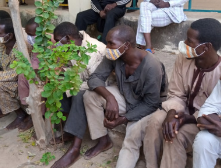 Katsina Police arrest 10 men who gang raped 14-year-old girl and infected her with HIV