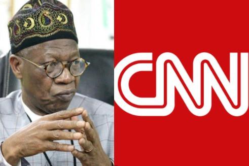 #EndSARS: FG condemns CNN