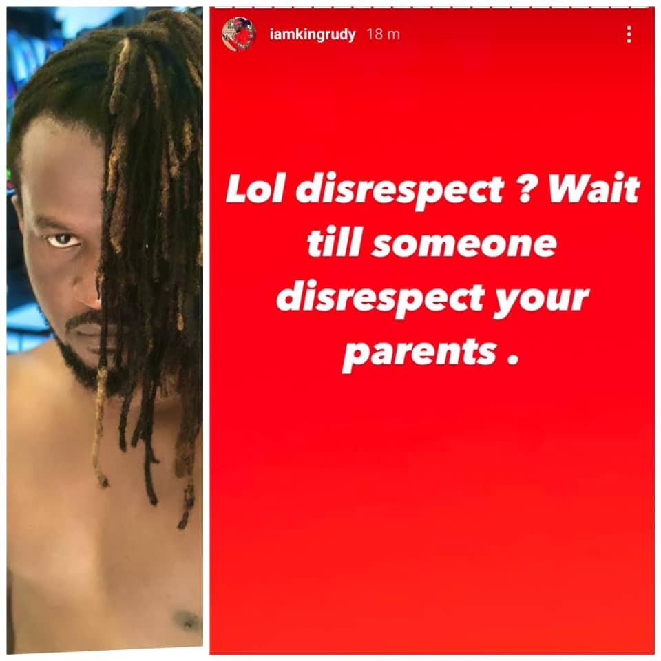 Stop posting me and Tagging me. I hate pretenders- Paul Okoye