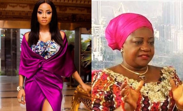 Lauretta Onochie went from criticizing the government to blindly forgetting the side she once took - Toke Makinwa