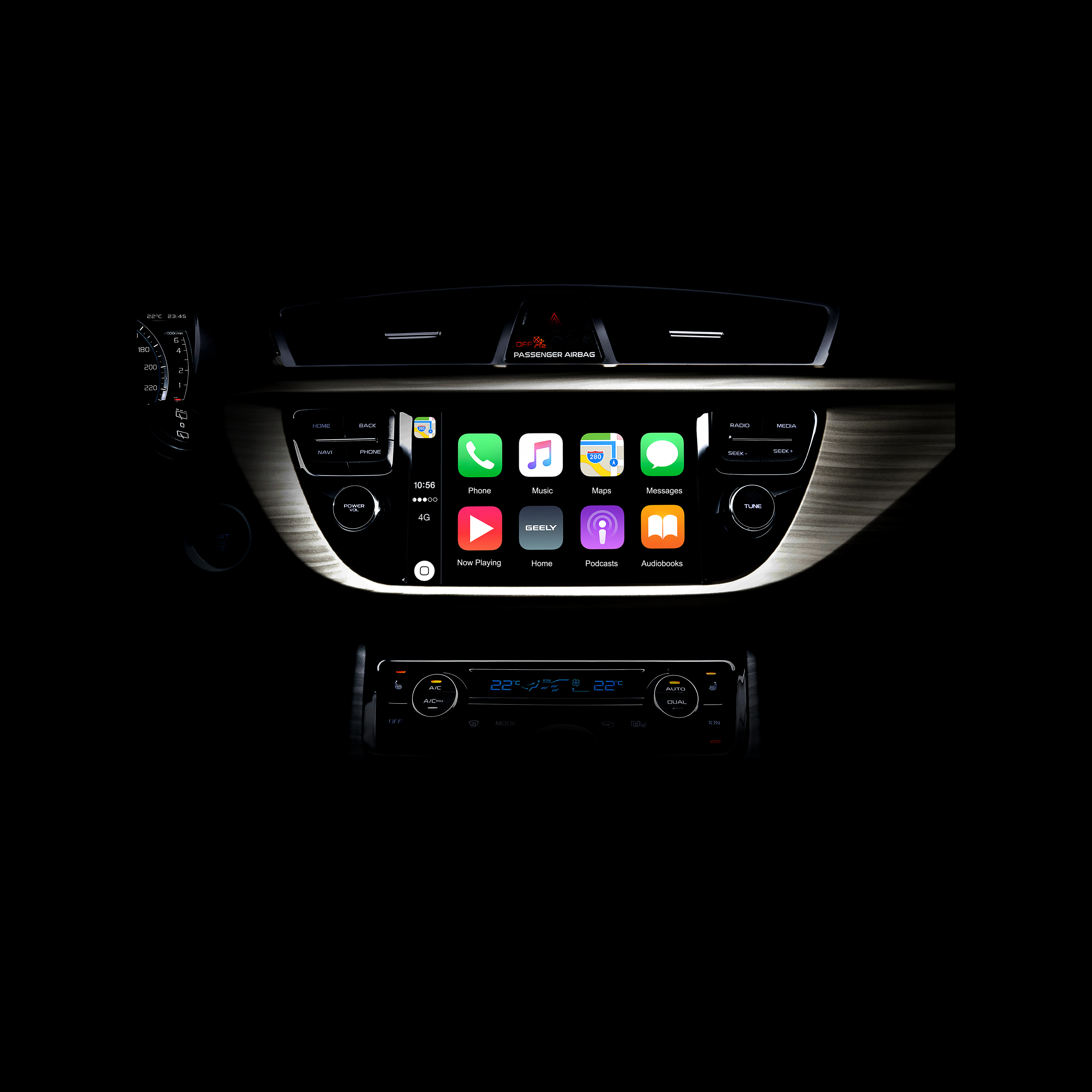 EMGRAND X7 SPORT is coming
