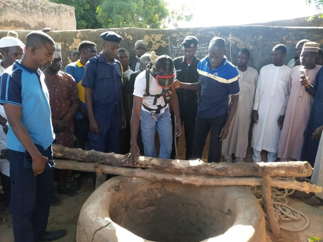 9-year-old girl drowns in Kano after falling into well while fetching water