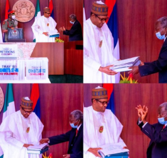 I want Nigeria to be counted among countries that do not tolerate but fight corruption - President Buhari
