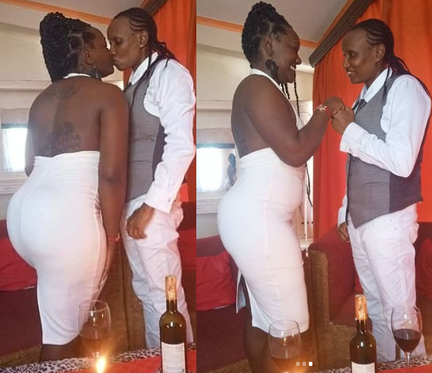 I want to get married to the love of my life - Kenyan first-ever openly lesbian rapper, Gammo Suspect, pens open letter to President Kenyatta for permission?