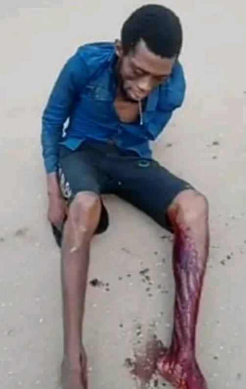 Suspected phone thief shot by vigilante in Edo