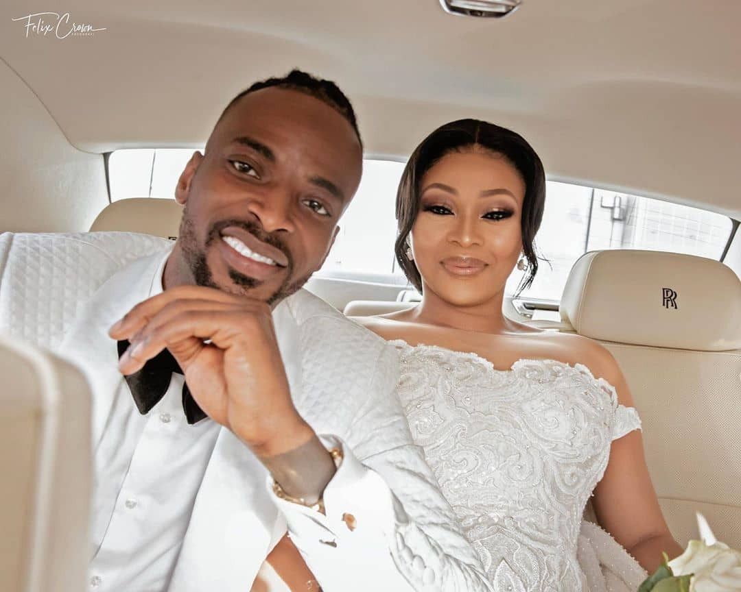 """Help me save my marriage""- singer, 9ice appeals to the public to help beg his wife after video of him caressing a lady"