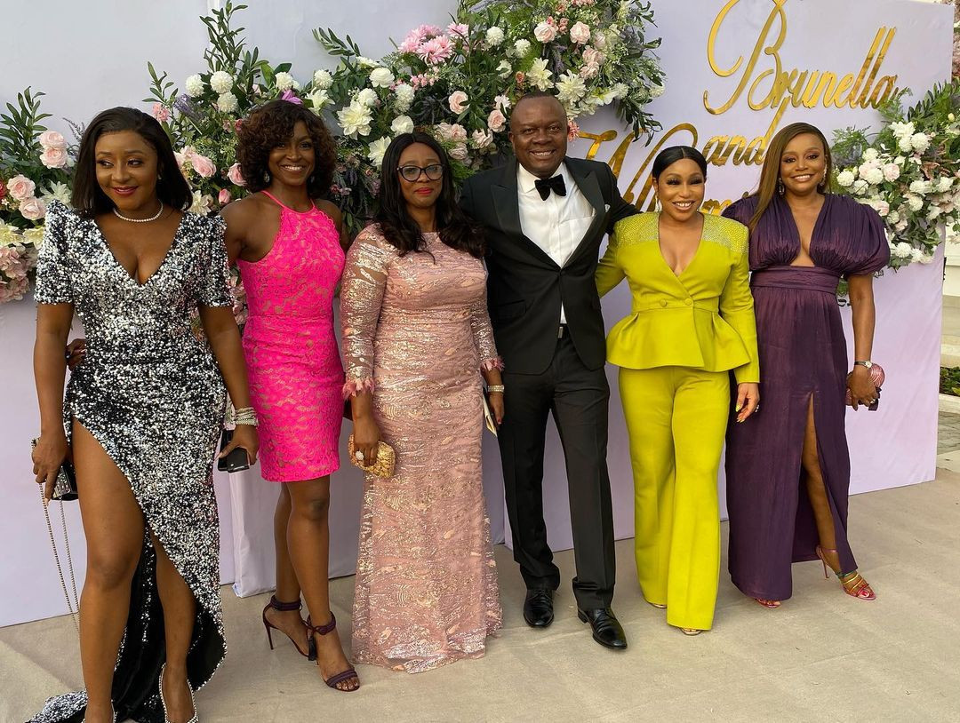 Rita Dominic, Kate Henshaw, Ini Edo, Chika Ike, many others at William
