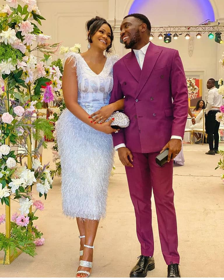 Rita Dominic, Kate Henshaw, Ini Edo, Chika Ike, many others at Williams Uchemba's wedding (photos) || PEAKVIBEZ