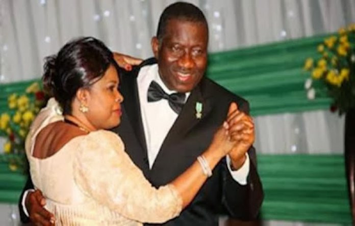 I?ll choose you to be my husband over and over - Former first lady, Patience Jonathan tells her hubby, Goodluck Jonathan