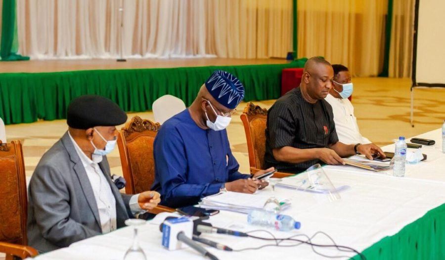 Labour leaders walk out of meeting with FG over fuel price hike