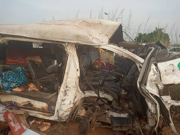 Six die in fatal accident in Anambra