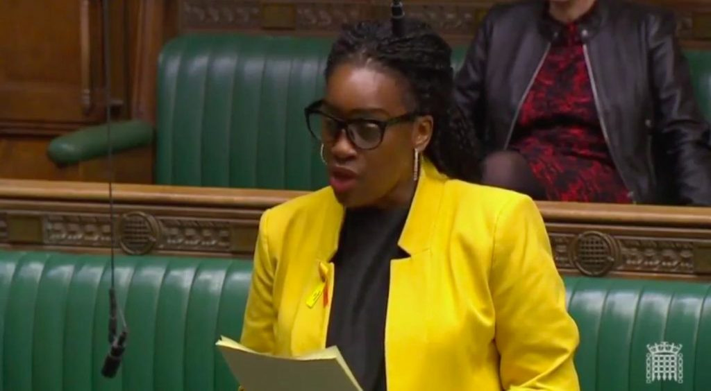 We must stop funding corrupt Nigerian security agencies - UK Lawmaker (video)