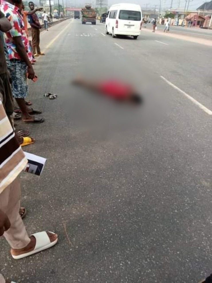 Hit-and-run driver kills woman in Onitsha
