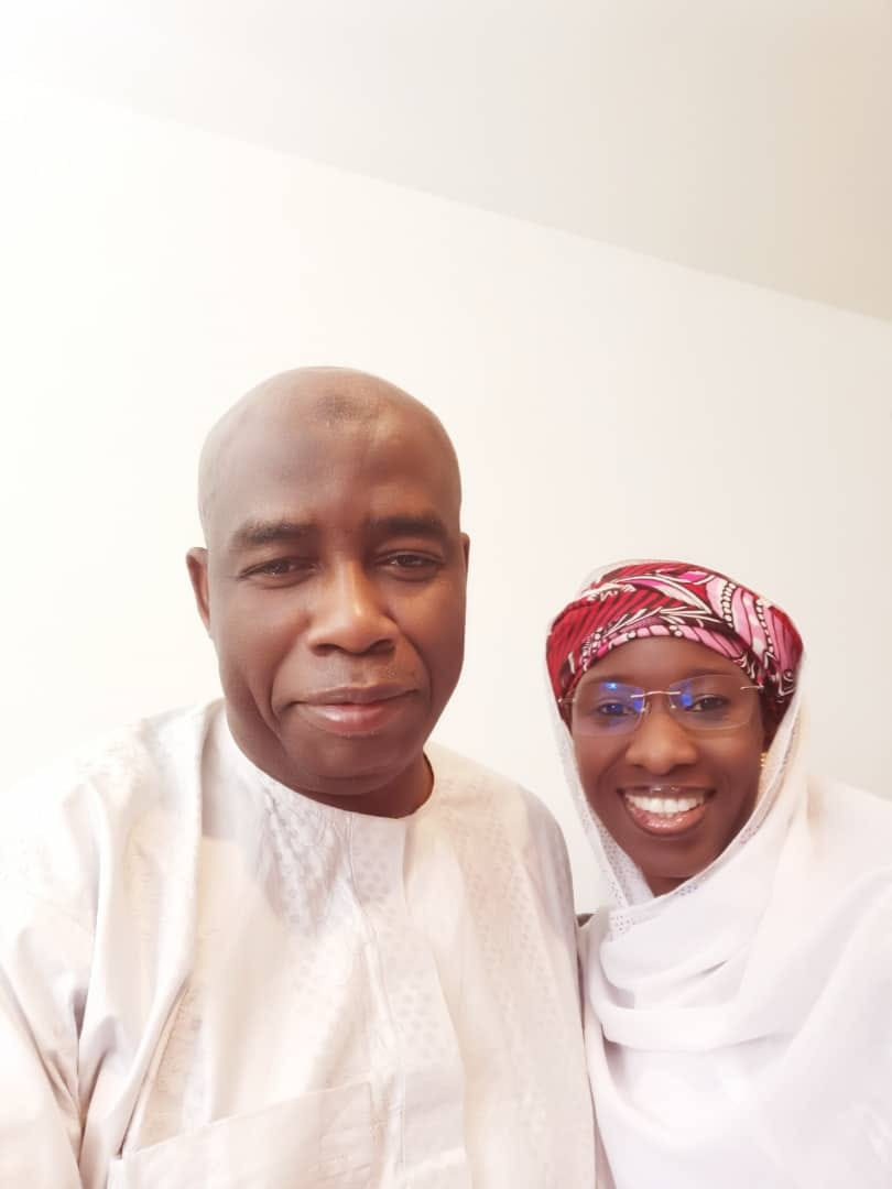UK-based Nigerian engineer picks second wife, advises men to marry more wives to save the north from