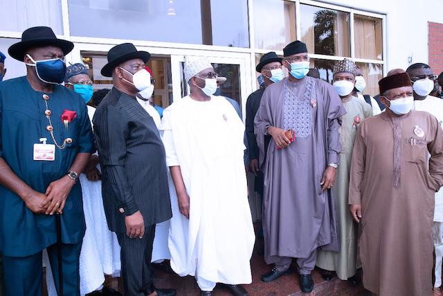 Demands of our region have remained unattended to while our resources have been used continually to develop other parts of the country - South-South Governors