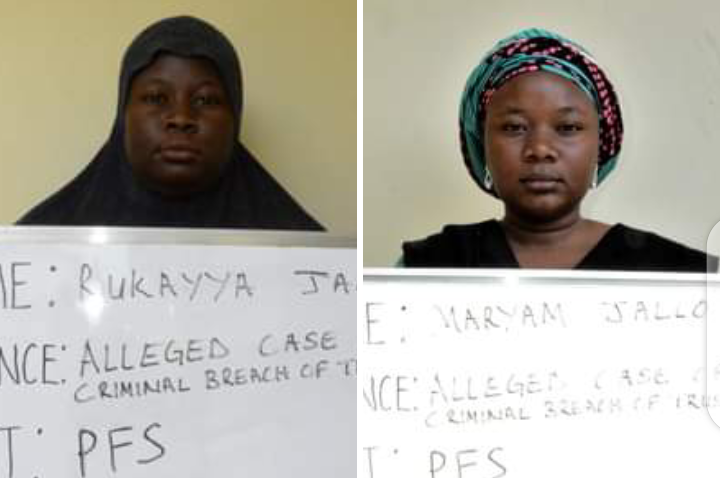 Two sisters bag 10-year jail sentence for diverting medical funds donated by Nigerians