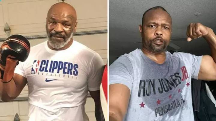 Boxing legends, Mike Tyson and Roy Jones Jr. told not to knock each other out as there will be no judges in their exhibition bout on Saturday