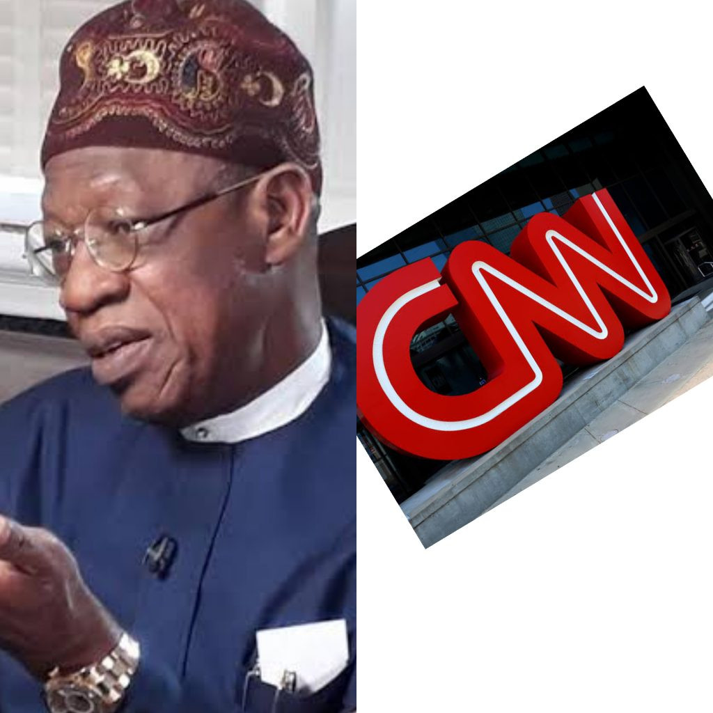 CNN is desperate, they were caught spreading fake news and are trying to escape - Lai Mohammed reacts to second report on Lekki tollgate shooting (video)