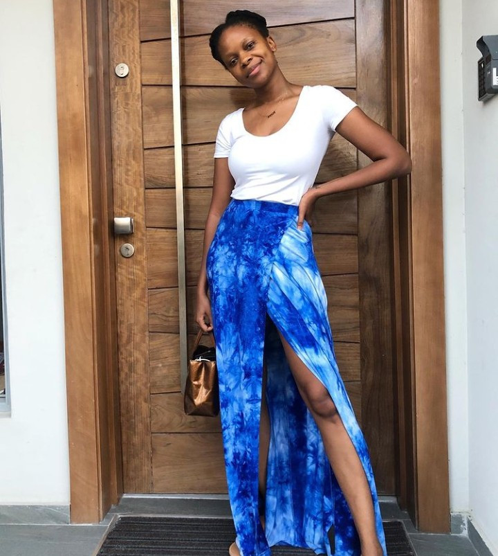 This picture marks the first time in a while I felt like myself - Zainab Balogun shares health advice as she reveals she recently had surgery