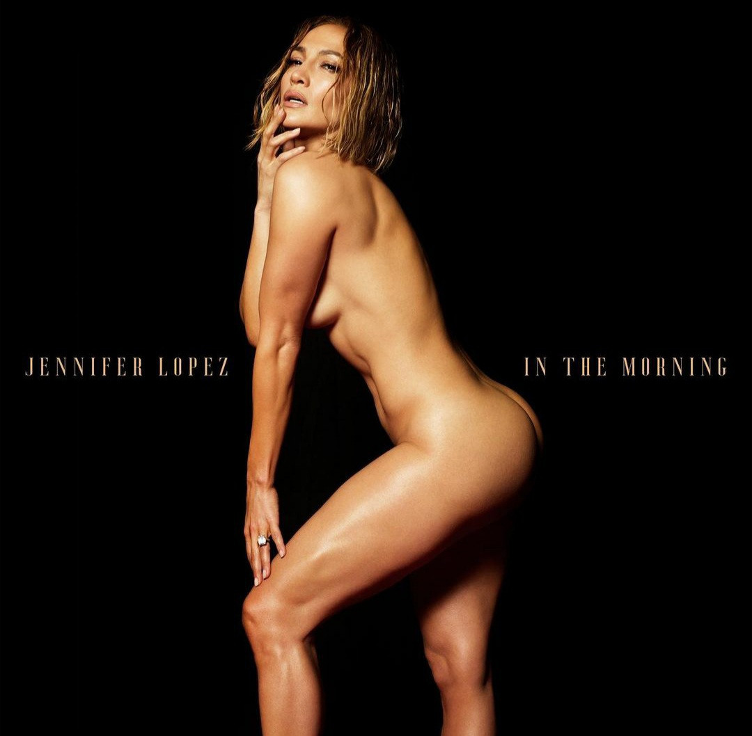 Jennifer Lopez strips down to her birthday suit in another racy photo to promote her latest single