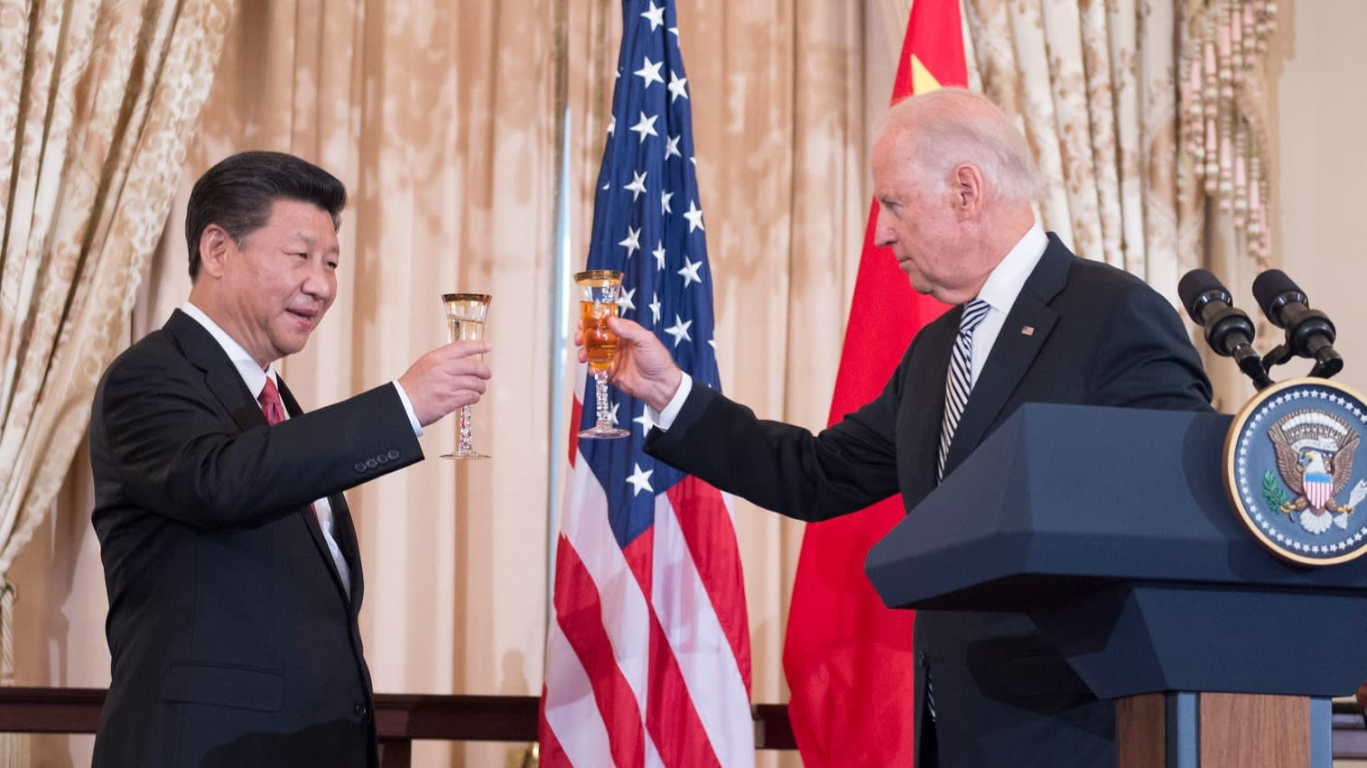 Chinese leader Xi Jinping finally congratulates Joe Biden on winning the US presidential election