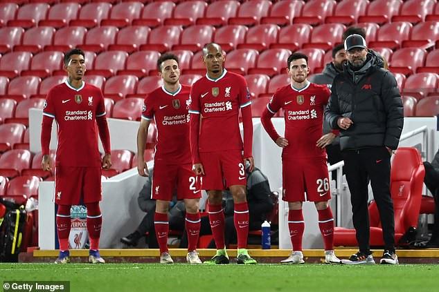 (UEFA Champions League) Liverpool 0-2 Atalanta: EPL champions suffer worst ever home defeat under Jurgen Klopp