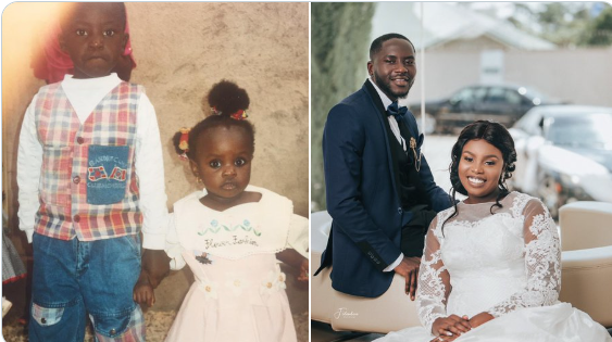 Nigerian man recounts how he prophesied about marrying his wife when he was just 3-years-old