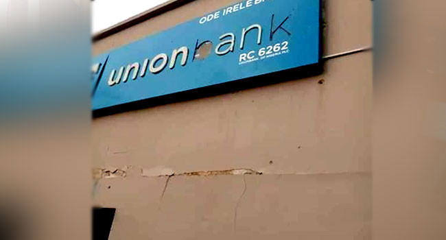 Robbers attack commercial bank in Ondo (photos)