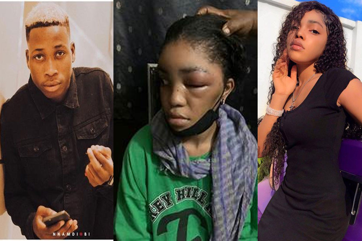 Lil Frosh said he will kill me and I?ll die for nothing, and Davido will get him out of it - Singer?s ex-Girlfriend, Gift alleges (videos)