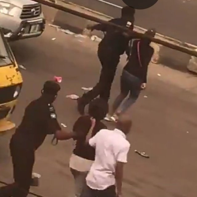 #EndSARS Protest: Policemen beat me till I peed on myself - Lady tells Lagos panel