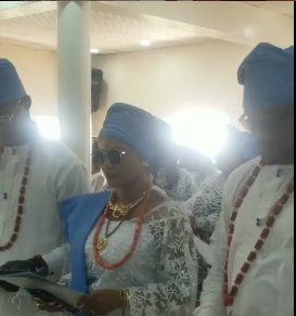 Iyabo Ojo buries her mother, Mrs Olubunmi Victoria  Fetunga