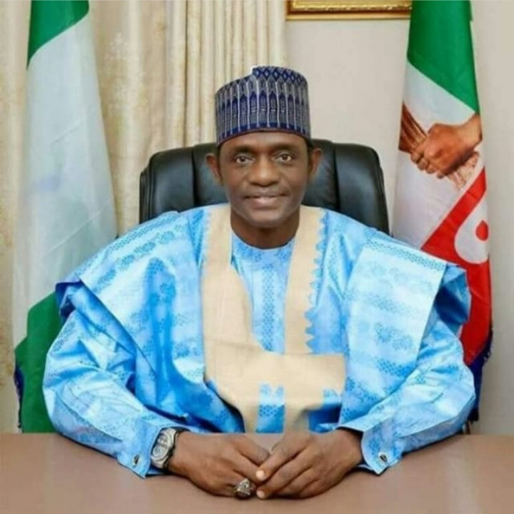 There is no way I can spend a month without spending three or four days in Yobe state ? Governor Mai Mala Buni replies critics who accused him of abandoning state