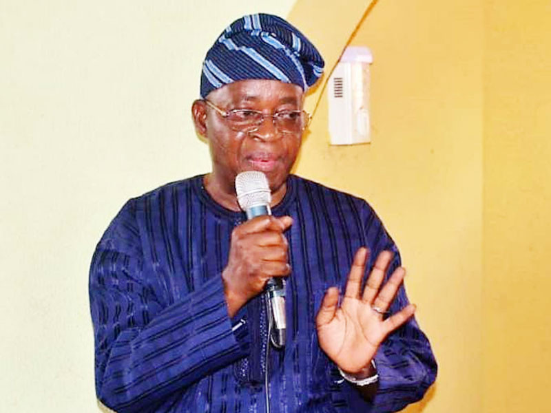 I received vision that I would be Governor  ? Oyetola