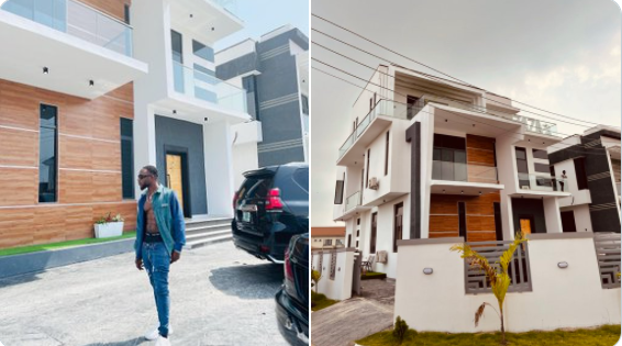Singer LAX buys a new house (photos)